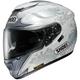 White/Gray GT-Air Grandeur TC-6 Helmet