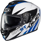 Blue/White/Black RPHA ST MC-2 Rugal Helmet