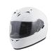 White EXO-R710 Helmet