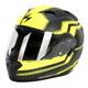 Black/Neon EXO-T1200 Alias Helmet