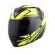 Black/Neon EXO-T1200 Freeway Helmet