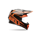 Orange/Black Moto-9 Tracker Helmet