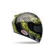 Carbon/Gloss Black Star Carbon Tagger Designs Tagger Trouble Helmet