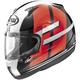 Red/Black/White RX-Q Conflict Helmet