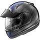 Black/Blue Signet-Q Pro-Tour Scheme Helmet