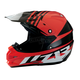Black/Red Roost SE Helmet