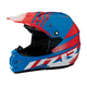 Red/White/Blue Roost SE Helmet
