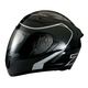 Black/Silver Strike Ops Helmet