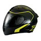 Black/Hi Viz Yellow Strike Ops Helmet