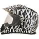 Silver FX-39S Dazzle Helmet