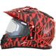 Red FX-39S Dazzle Helmet