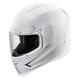 White Airframe Pro Gloss Helmet