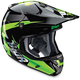 Fluorescent Green Verge Rebound Helmet