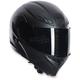 Flat Black Numo Audax Helmet