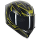 Black K5 Hero Helmet