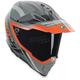 AX8 Dual Sport Karakum Helmet