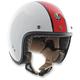 White Deluxe RP60 Helmet