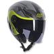 Gray/Hi-Viz Blade Helmet