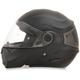 Flat Black FX-36 Modular Helmet