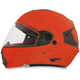 Safety Orange FX-36 Modular Helmet