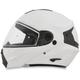 Pearl White FX-36 Modular Helmet