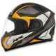 Black/Hi-Viz Yellow FX-90 Extol Helmet