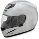 Silver FX-95 Helmet