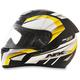Black/Hi-Viz Yellow FX-95 Airstrike 2 Helmet