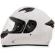 Pearl White FX-24 Helmet