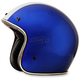 Blue w/Whitestripe FX-76 Shelby Helmet