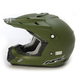 Flat Drab Olive FX-17 Youth Factor Helmet