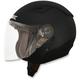 Black FX-46 Helmet