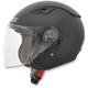 Flat Black FX-46 Helmet