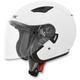 Pearl White FX-46 Helmet