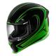 Green Airframe Pro Halo Helmet