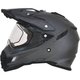 Frost Gray FX-41DS Dual Sport Helmet