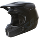 Matte Black Assault Race Helmet