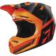 Orange Shiv V3 Helmet