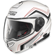 White/Red/Black N104E Como Helmet