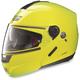 Hi-Vis Yellow N91 N-Com Modular Helmet