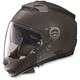 Flat Black N44 N-Com Helmet