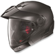 Flat Black N40 Full MCS Helmet
