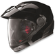 Black N40 Full MCS Helmet