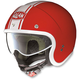 Red/White N21 Caribe Helmet