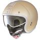 Ivory/White N21 Caribe Helmet