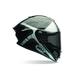 Black/Silver Tracer Pro Star Helmet