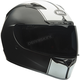 Black/White Qualifier DLX Rally Helmet