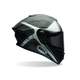 Matte Black/Gray Tracer Race Star Helmet