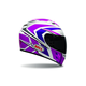 Pink/Purple Grinder Vortex Helmet