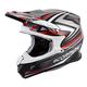 Red VX-R70 Barstow Helmet